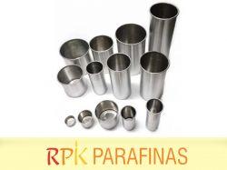 Forma Alumínio Cilíndrica 04x10