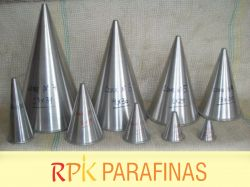 Forma Alumínio Cone 05x05