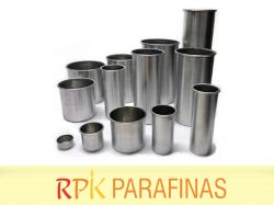 Forma Alumínio Cilíndrica 05x15 (07 DIAS)