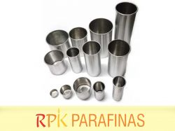 Forma Alumínio Cilíndrica 14x30