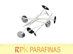 Pavio Vela Decorativa/Gel 05cm (50 unidades)