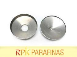 Forma Alumínio Flutuante 08x04
