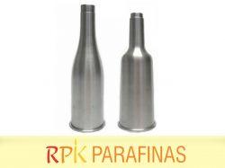 Forma Alumínio Garrafa Vinho 08x25