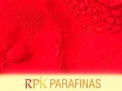 Corante Vermelho Fluorescente