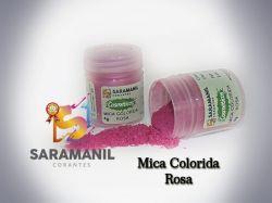 Mica Colorida ROSA